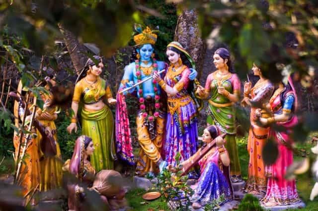 राधा कृष्ण का विवाह क्यों नही हुआ?