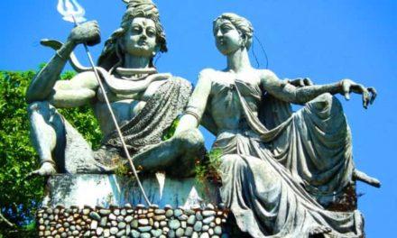 पार्वती जी को जब भगवान शिव ने रावण को वरदान में दे दिया
